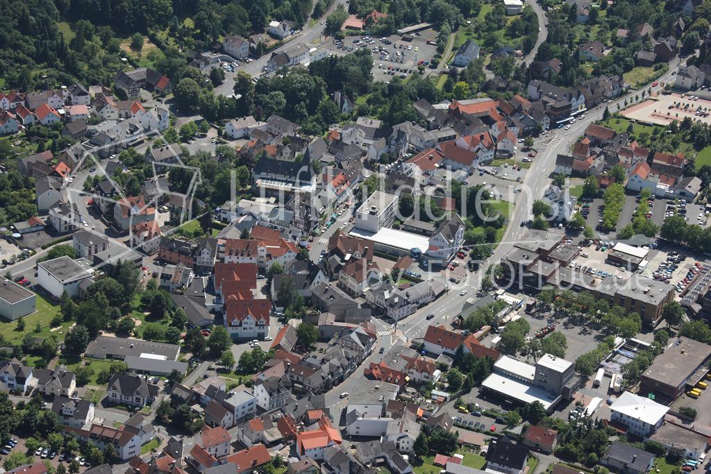 08_12656 01.07.2008 Luftbild Gladenbach