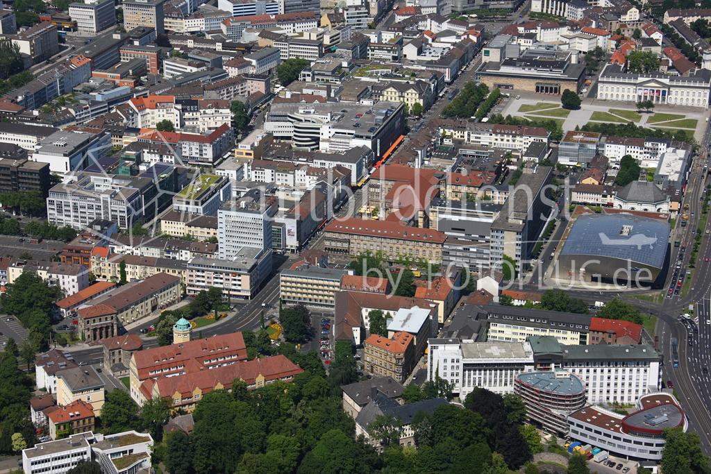 08_12772 01.07.2008 Luftbild Kassel