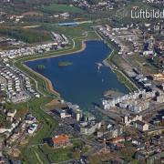 2016_05_04 Luftbild Dortmund Phoenixsee 16k3_2165