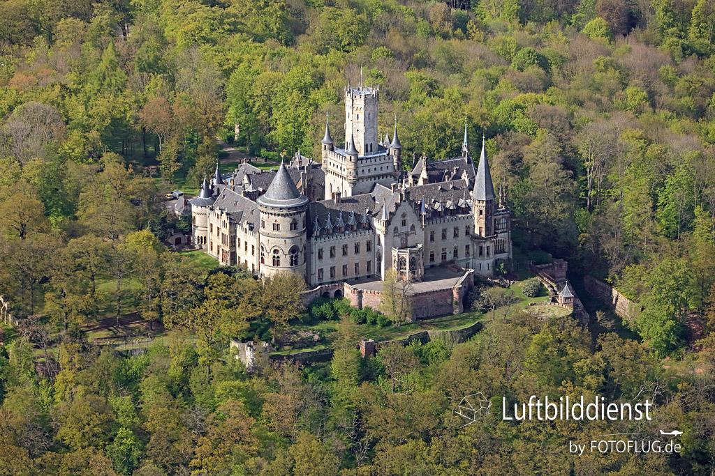 2016_05_04 Luftbild Schloss Marienburg 16k3_2108