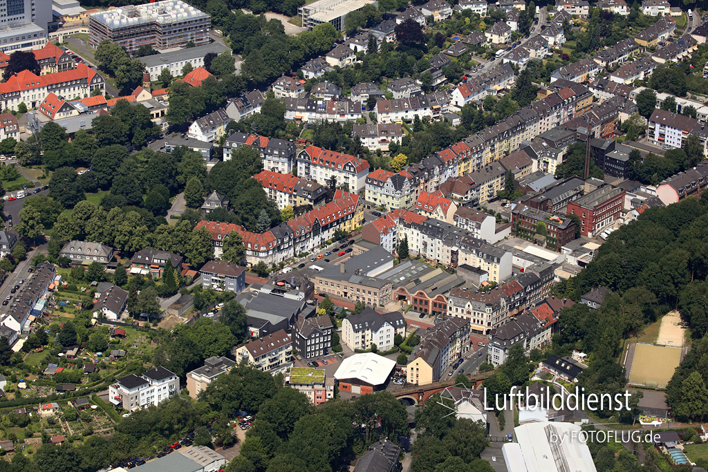 2015_07_04 Luftbild Wuppertal Clausen 15k2_7410