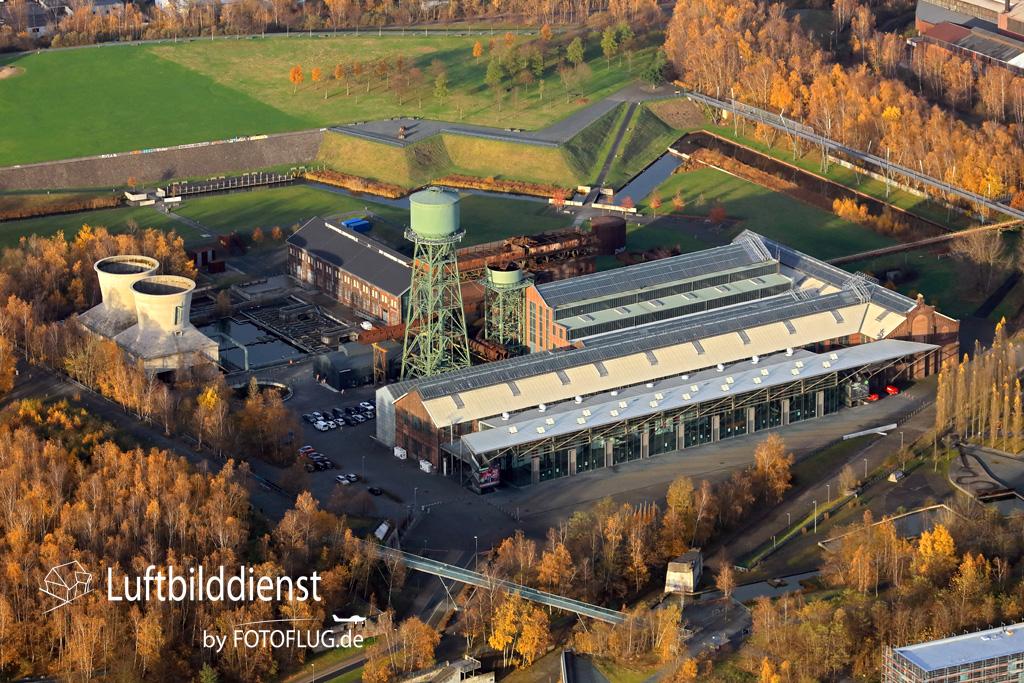 2016_11_23 Luftbild Bochum Jahrhunderthalle 16k3_10289