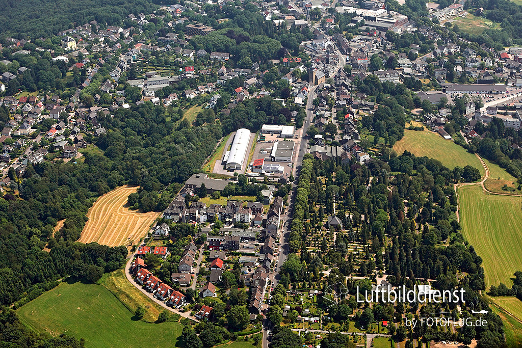 2015_07_04 Luftbild Wuppertal Cronenberg 15k2_6904