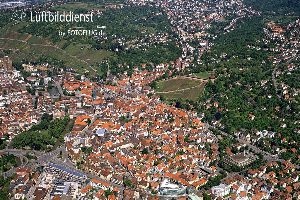 1995_05_28 Luftbild Esslingen am Neckar 91287