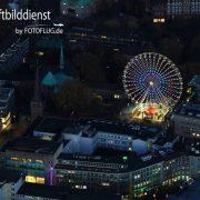 2017_11_17 Luftbild Essen Weihnachtsmarkt 17k3_11395